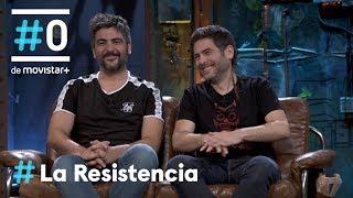 Download LA RESISTENCIA - Entrevista a Estopa | #LaResistencia 21.10.2019 Video