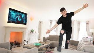 Download The Minimalist 4K Home Cinema Tour! (2018) Video