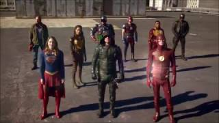 Download DC CW Superheroes Tribute: Forever Fight As One Video