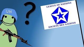 Download The United Nations and the League of Nations - Different or the Same? Video