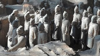 Download Terracotta Army, Xian, China in 4K (Ultra HD) Video