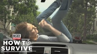 Download How to Survive a Getting Hit by a Car, According to a Professional Stuntwoman Video
