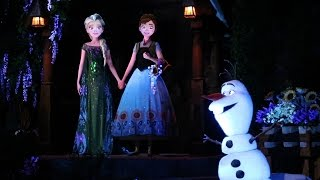 Download Frozen Ever After | Walt Disney World | NEW Frozen Attraction In EPCOT Full POV HD Video