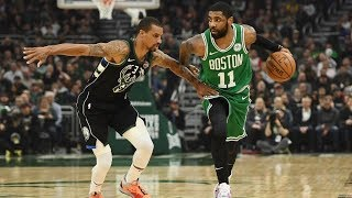 Download Kyrie Irving's Handles Are Ridiculous | 2018-19 Ball-Handling Mix Video