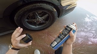 Download NEVER use tire shine AGAIN! Try THIS instead. Video