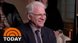 Download Steve Martin Shows His Serious Side In 'Billy Lynn's Long Halftime Walk' | TODAY Video