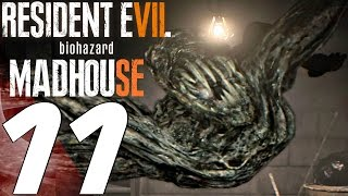 Download Resident Evil 7 - Madhouse Mode Walkthrough Part 11 - The Mines & Eveline Serum (PS4 PRO) Video