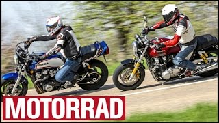 Download Honda CB 1100 RS und Bike Side-Honda CB 1100 F Video