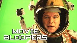 Download THE MARTIAN Bloopers Gag Reel (2015) Matt Damon Video