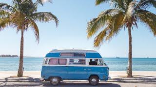 Download 73 VW BUS VAN TOUR | Hippies Living The Van Life Video