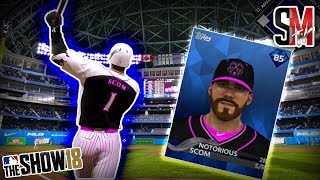 Download Unlocking Diamond Created Player! Best Card In The Game! MLB The Show 18 Gameplay Video