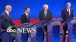 Download Democratic candidates debate: Resiliency Video
