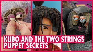 Download All the PUPPET SECRETS from animation Kubo and the Two Strings Video