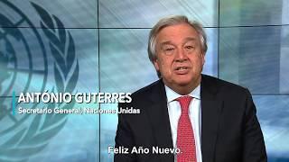 Download Mensaje de Año Nuevo del Secretario General: una alerta para el mundo Video
