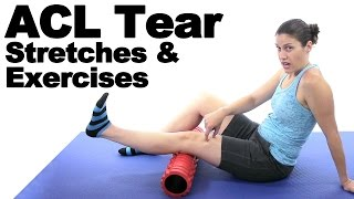 Download ACL Tear Stretches & Exercises - Ask Doctor Jo Video