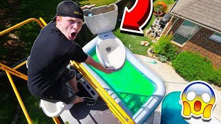 Download DROPPING HEAVY THINGS INTO 10,000 POUNDS OF OOBLECK! Video