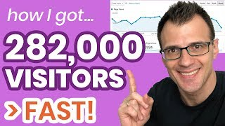 Download How to Get Traffic To Your Website (Fast!) 2019 Video