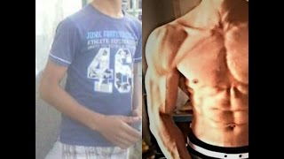 Download 17 Year Old Incredible!! Body Transformation! (Calisthenics only)- Bar Brothers IT Video