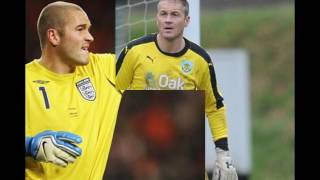 Download Paul Robinson to the make Burnley debut against Manchester City Video