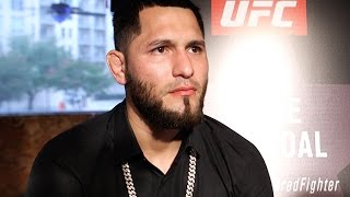 Download Masvidal rants on title shots, Bisping and why he's the toughest challenge for Maia Video