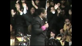 Download Bishop G.E. Patterson - Healing in the Temple Video