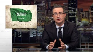 Download Saudi Arabia: Last Week Tonight with John Oliver (HBO) Video