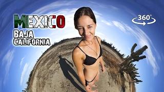 Download BAJA CALIFORNIA TRAVEL ADVENTURE in 360 Video
