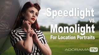 Download Speedlight vs Monolight on Location: Take and Make Great Photography with Gavin Hoey Video