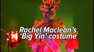 Download Billy Connolly sees Rachel Maclean's 'Big Yin' costume for the first time Video