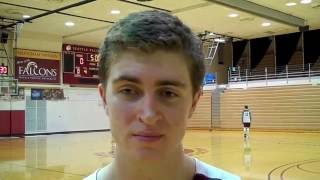 Download SPU MEN'S BASKETBALL: Gavin Long (Dec. 9, 2016) Video