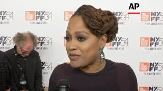 Download Ava DuVernay opens NYFF with '13th,' a documentary on AFrican-American incarceration Video