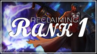 Download Tarzaned | Reclaiming Rank One - Ep. 2 Video