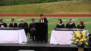 Download Real world sucks, does not get any easier Hilarious Graduation Speech Video