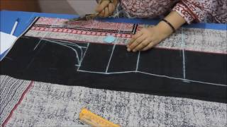 Download How to cut a kurta or KURTI. कुर्ते की कटिंग कैसे करें ? Video