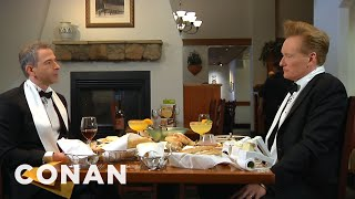 Download Conan Takes Jordan Schlansky To His Favorite Italian Restaurant Video