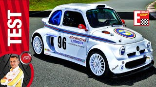Download Fiat 500 Turbo Delta Maxi 235 CV | Tuning Test Video