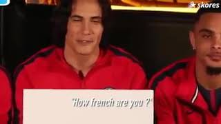Download Footballers trying to speak English..... this is hilarious Video