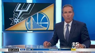 Download Gameday: Warriors Huge Comeback Leads To Game 1 Win Video