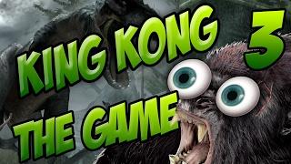 Download VELOCIRRAPTORES A MANSALVA!!! - King Kong El Videojuego #3 Video