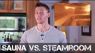 Download Boost Metabolism: Steamroom vs. Sauna - Which is Better? - Thomas DeLauer Video