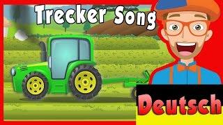 Download Trecker für Kinder mit Blippi | Der Trecker Song | Kinderlieder Video