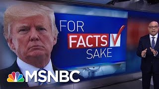 Download Separating Fact From Fiction In President Donald Trump's Medicare Op-Ed | Velshi & Ruhle | MSNBC Video