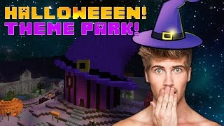 Download HALLOWEEN TOWN PARK! With Stacy, Lizzie, & Tiffany! Video