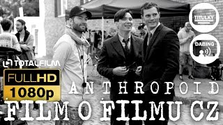 Download Anthropoid (2016) film o filmu CZ HD (Dornan, Murphy, Mihulová, Le Bon) Video