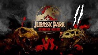 Download Jurassic Park Operation Genesis Batalla Indominus Vs Rex Vs Spino 2 Video