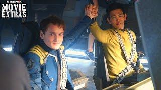 Download Go Behind the Scenes of Star Trek Beyond (2016) Video
