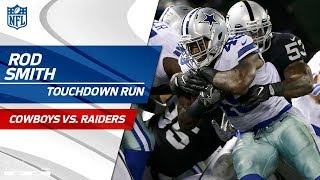 Download Rod Smith's Strong Run Finishes Off TD Drive vs. Oakland!   Cowboys vs. Raiders   NFL Wk 15 Video