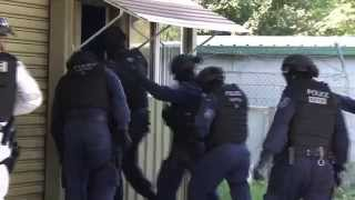 Download Five Outlaw Motor Cycle Gang members arrested Video