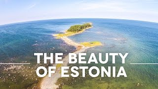 Download The Beauty Of Estonia – by Drone | Estland Drohnenflug | Estonia Aerial | Drohne Estland Video