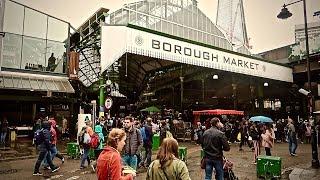 Download Borough Market London Best Street Food + Coffee Video
